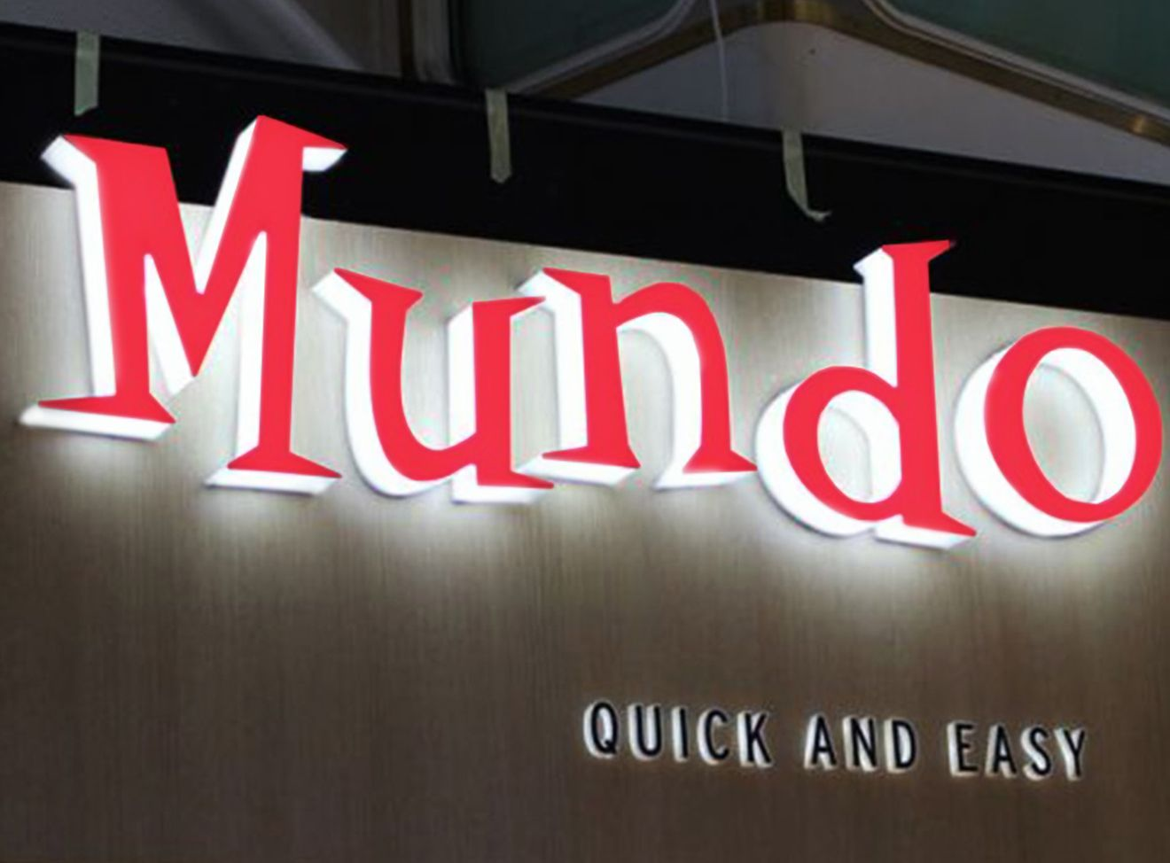 Mundo quick and easy project