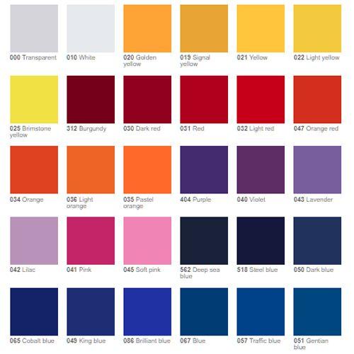 Avisma-oracal-641-spalvos